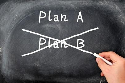 Et s'il n'y avait pas de plan B ?