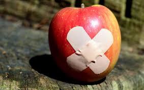 La lumière et la pomme – Comment changer la perception de soi