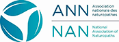 Logo de l'Association nationale des naturopathes